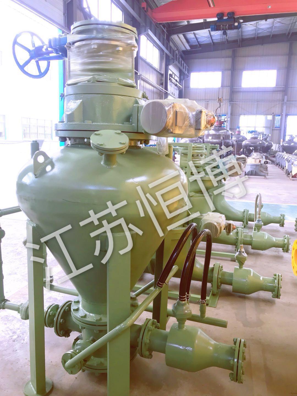 仓式泵 气力输送系统设备