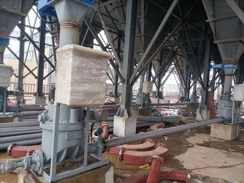 河南周口项目安装调试结束
