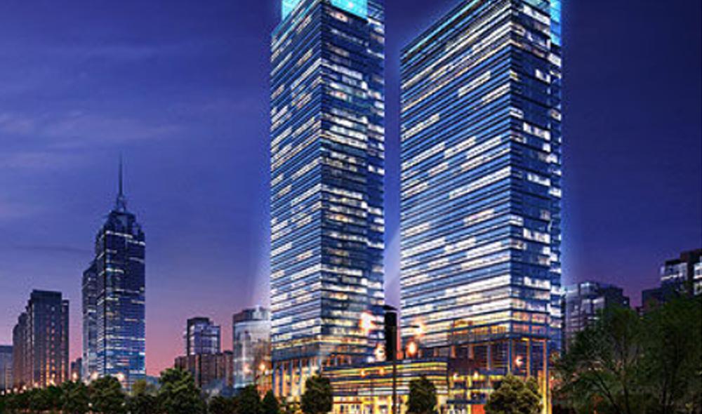 苏州国际财富广场
