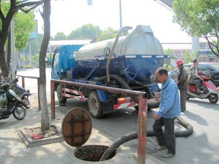 上海污水池清理