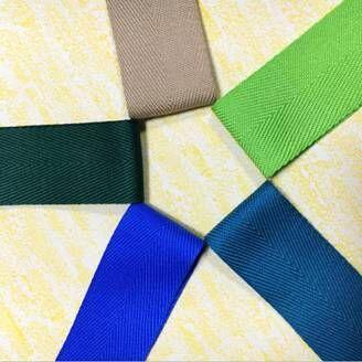 Polyester ribbon series