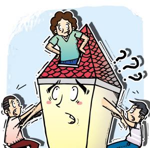 房屋买卖合同纠纷经典案例(一) ——离婚中的儿媳如何坑爹(房产)