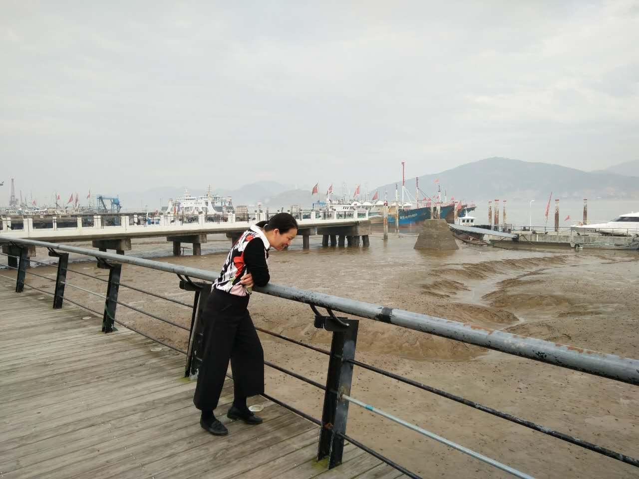 海边看螃蟹、跳跳鱼(2017.4.7...