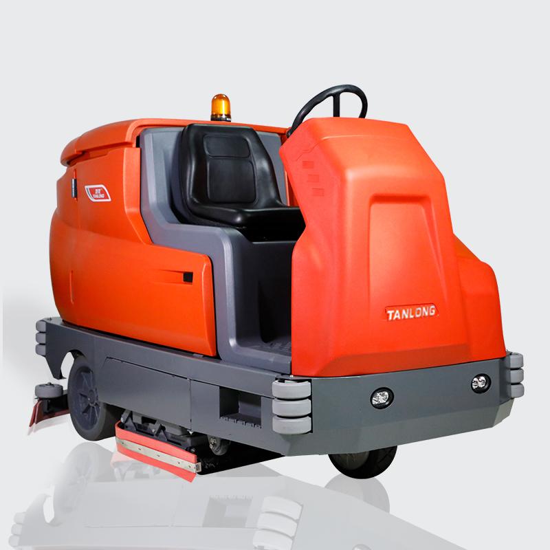 高温环境下使用洗地机的注意事项