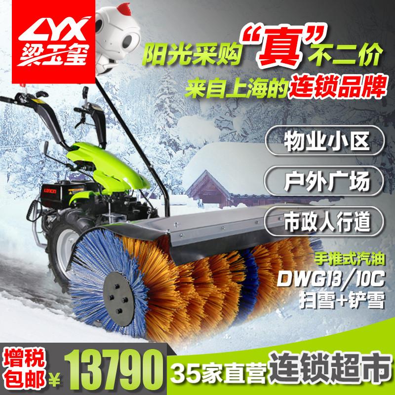 德威莱克汽油手推式扫雪机DWG13/10C