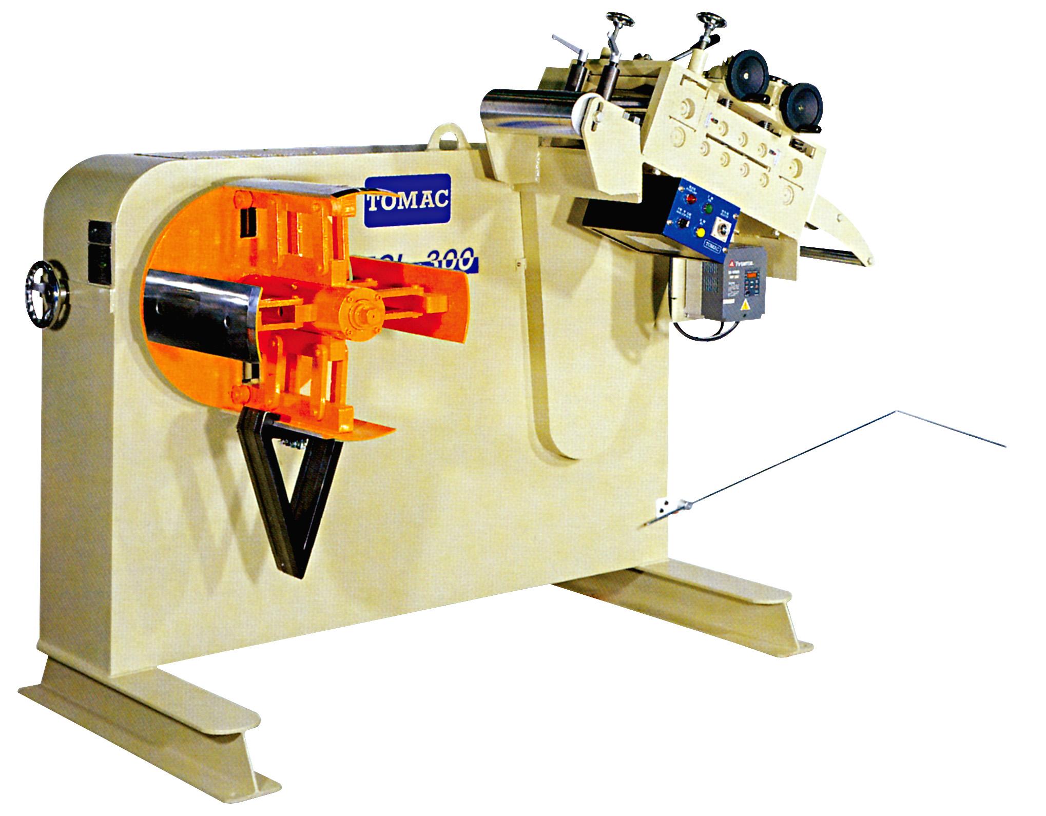 标准型料架矫直机TGO/TGL