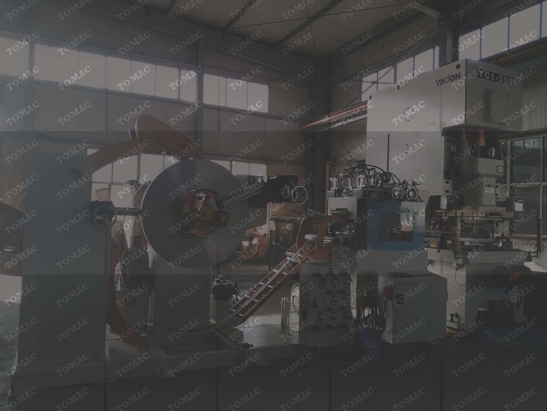 日本客户投资山东工厂金属...