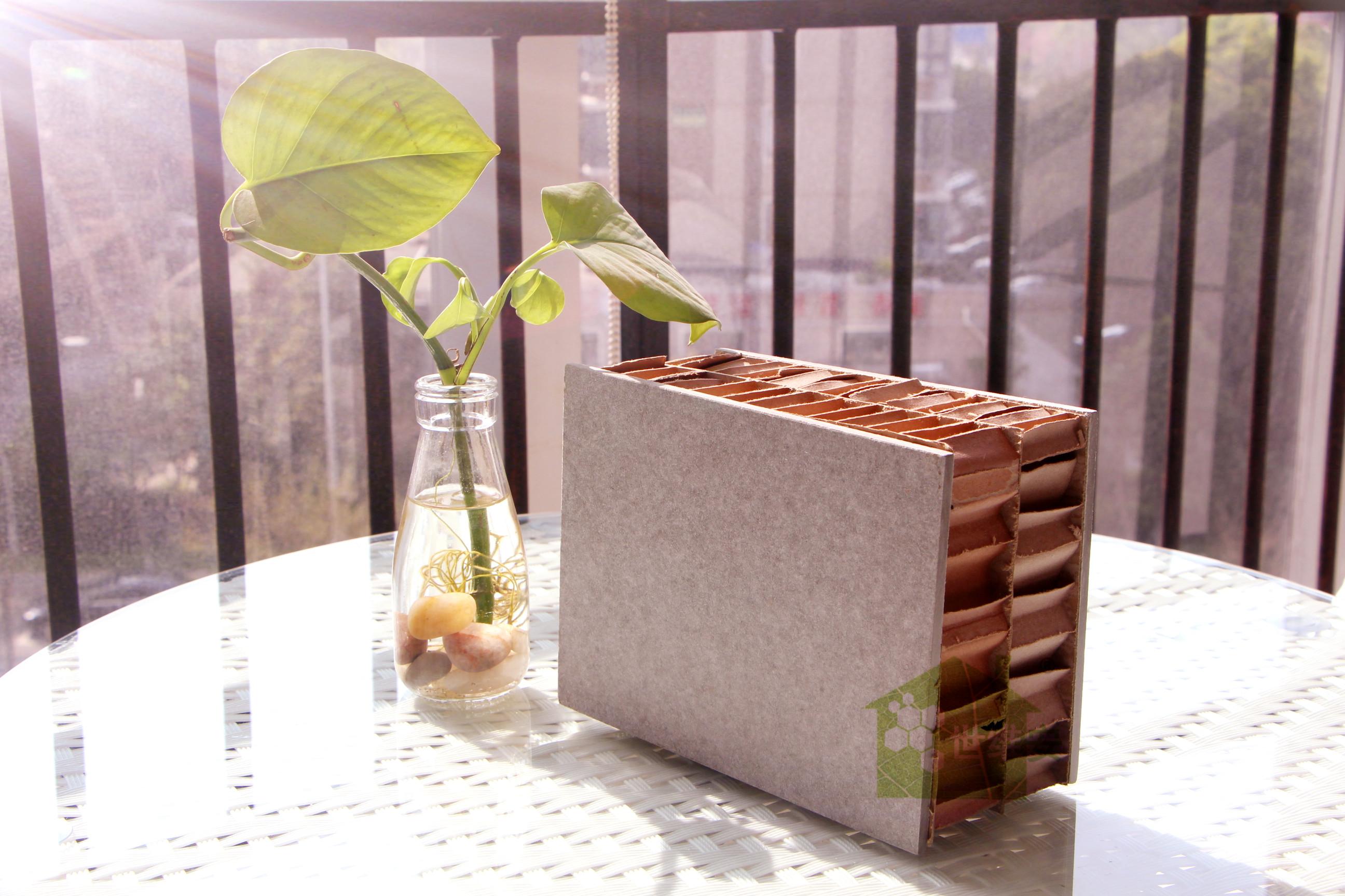 双层蜂窝板环保墙板 新型轻质墙  蜂窝复合板 轻质蜂窝复合墙体_宁波世维安建筑材料有限公司