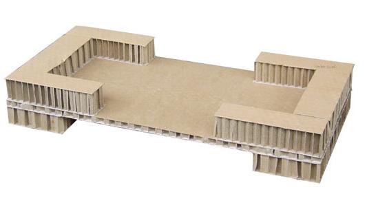 纸蜂窝包装衬板_纸蜂窝包装箱_纸蜂窝包装内衬_ 宁波世维安