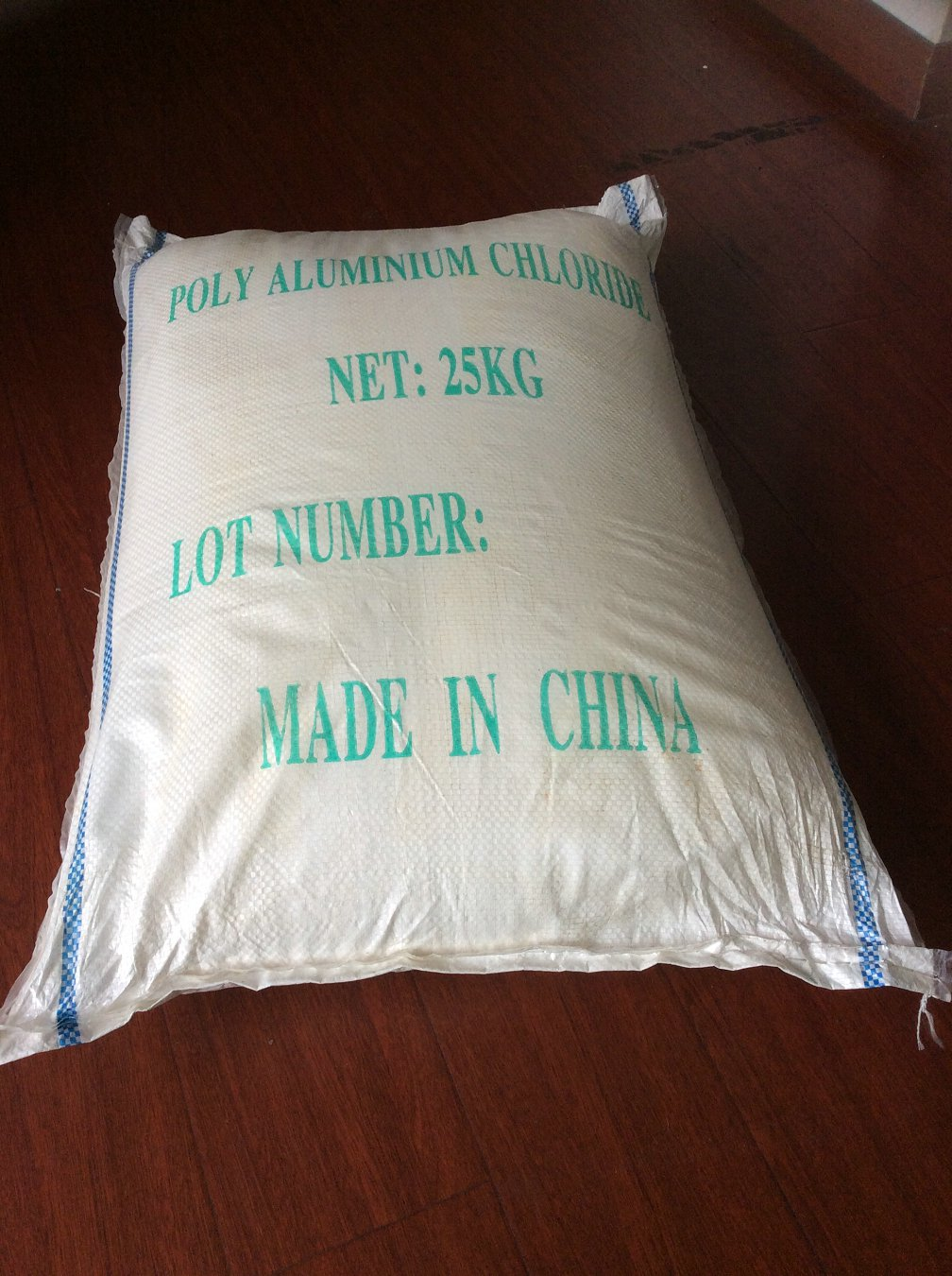 新品高纯无铁白色聚合氯化铝