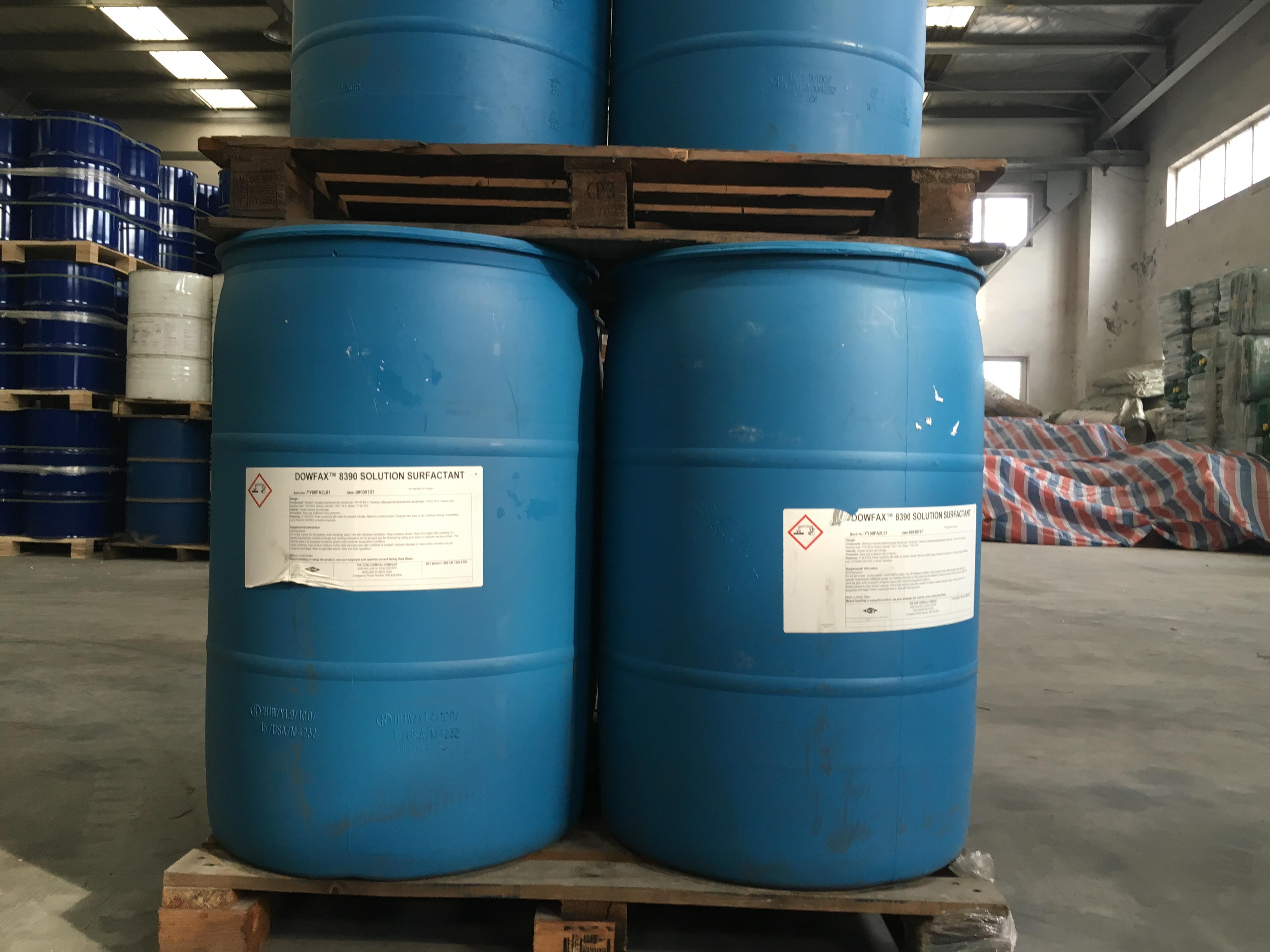 美国陶氏dowfax 8390烷基二笨醚双磺酸盐