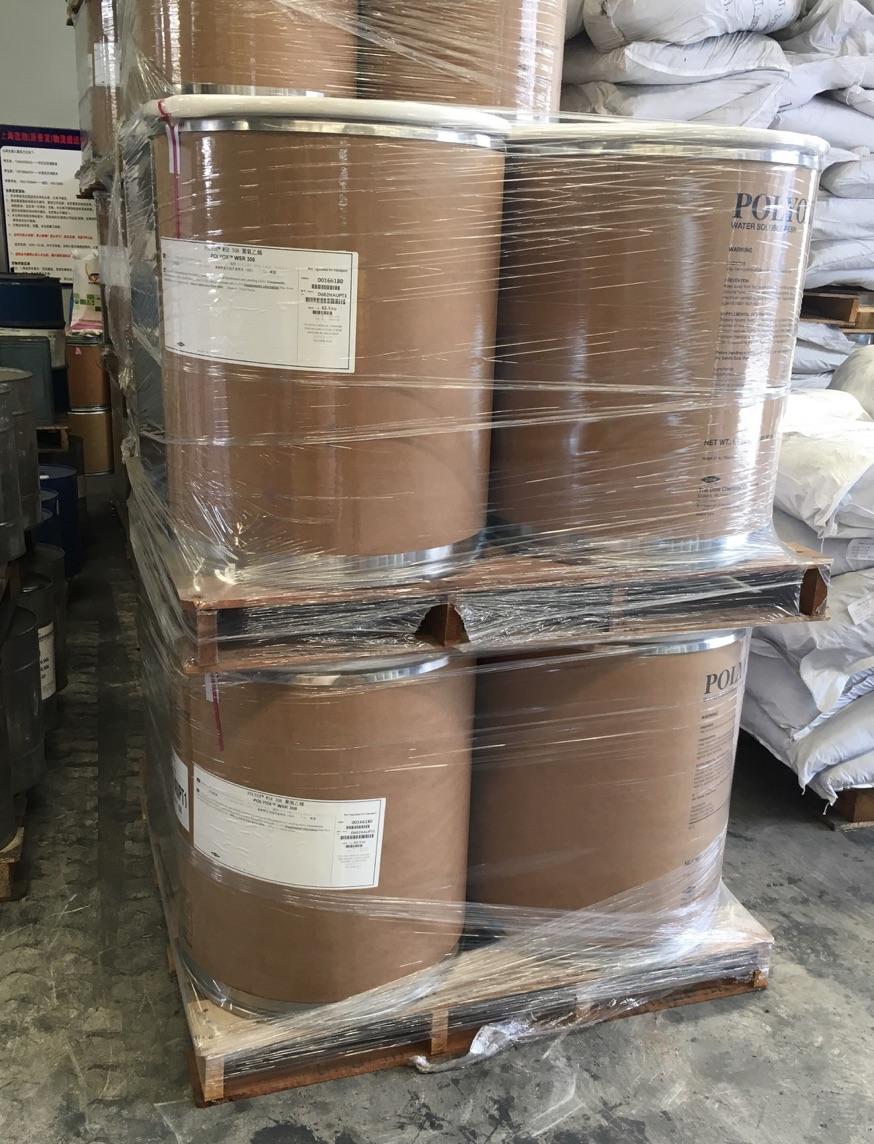 美国陶氏造纸助剂聚氧化乙烯peo