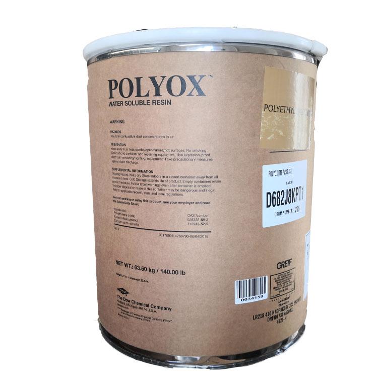 聚氧化乙烯在建筑行业的参考用量