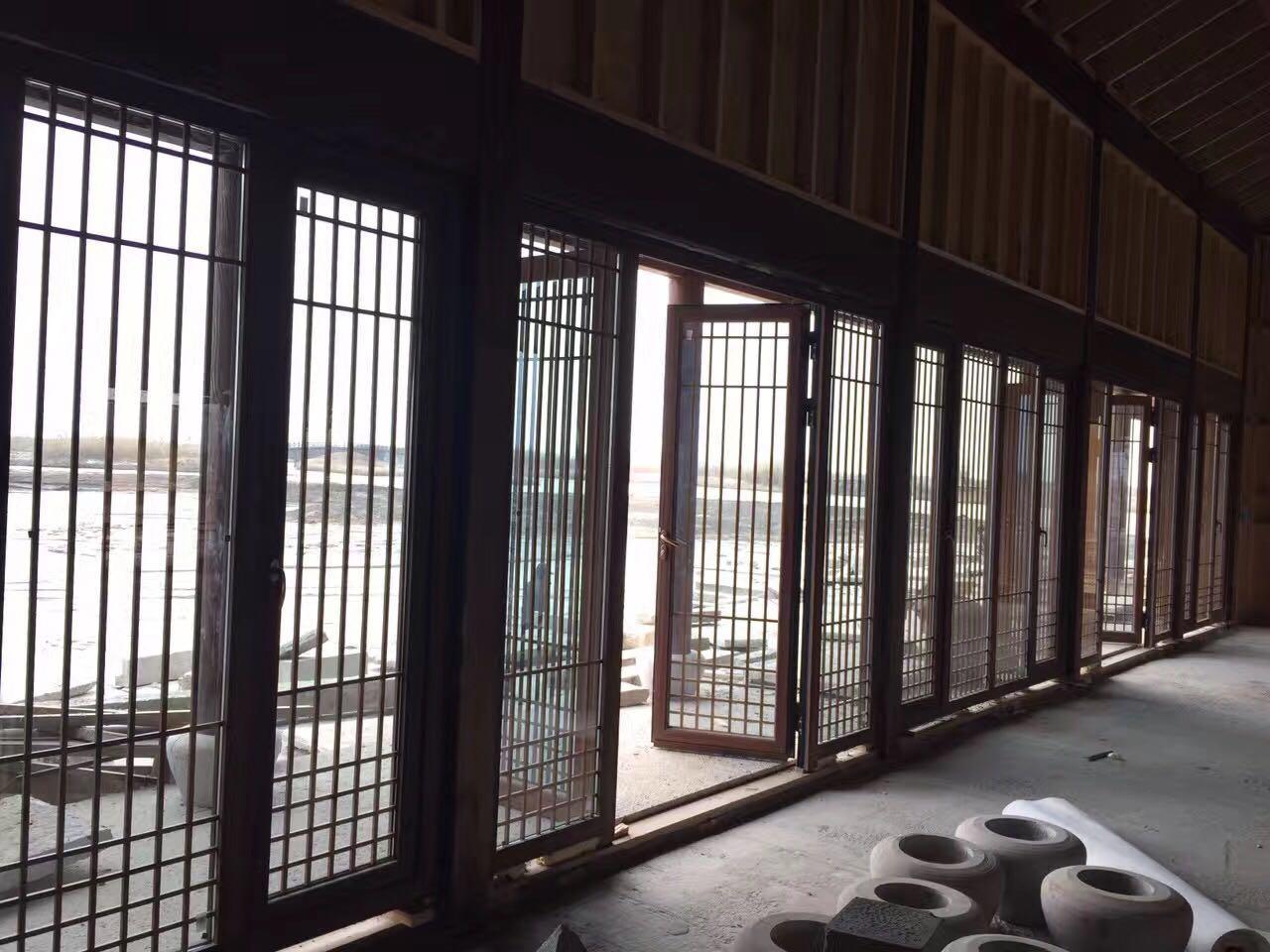 杭州湾湿地门窗项目