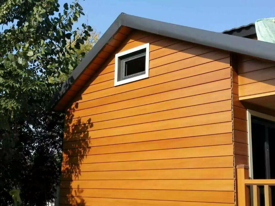 生态木屋建造