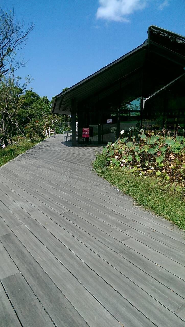 户外露天木塑地板