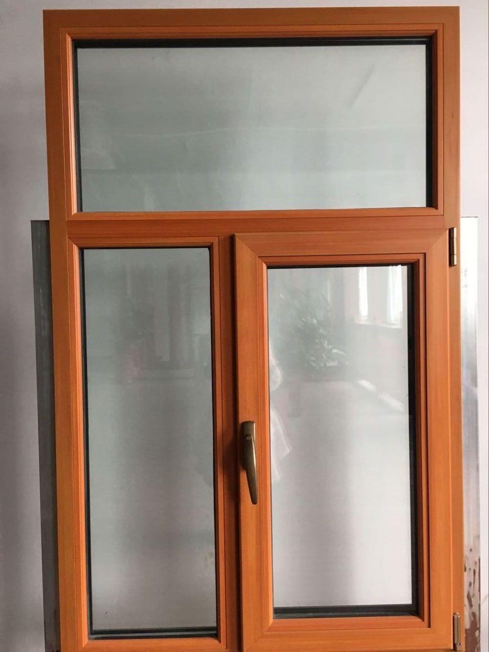 德重铝木复合门窗