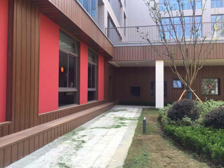 西渚实验小学外墙板项目