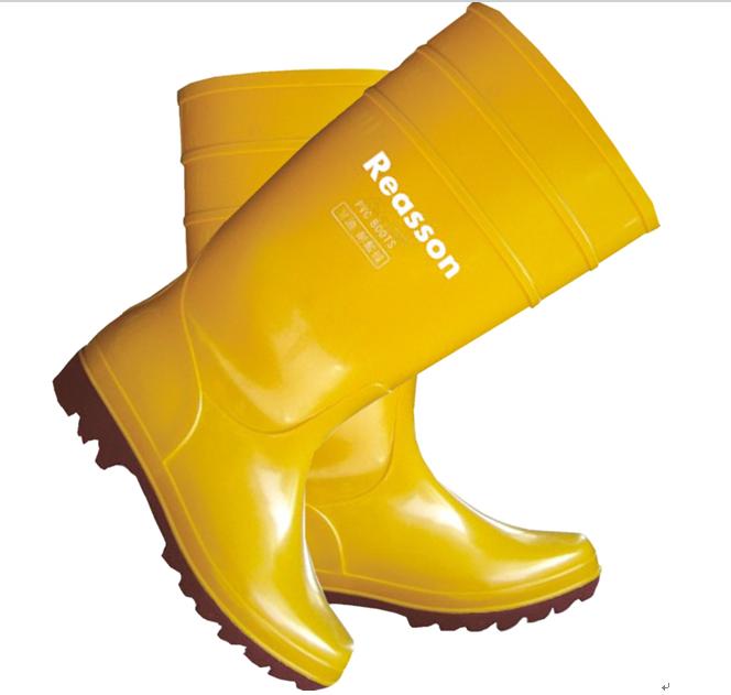 河南枫华种业有限公司定制的养殖黄色雨鞋