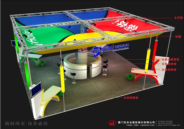 如何提升厦门展览工厂标准化和效率