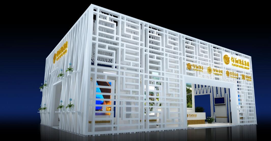 厦门电玩城捕鱼技巧公司敷衍展台的搭建先容