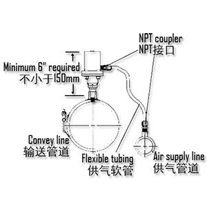 空气喷注器示意图