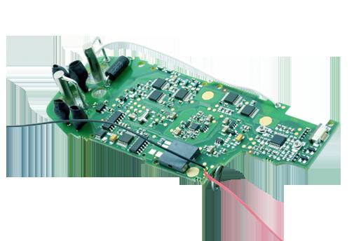 高端电源测量模块