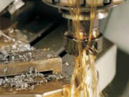Machining emulsion processing