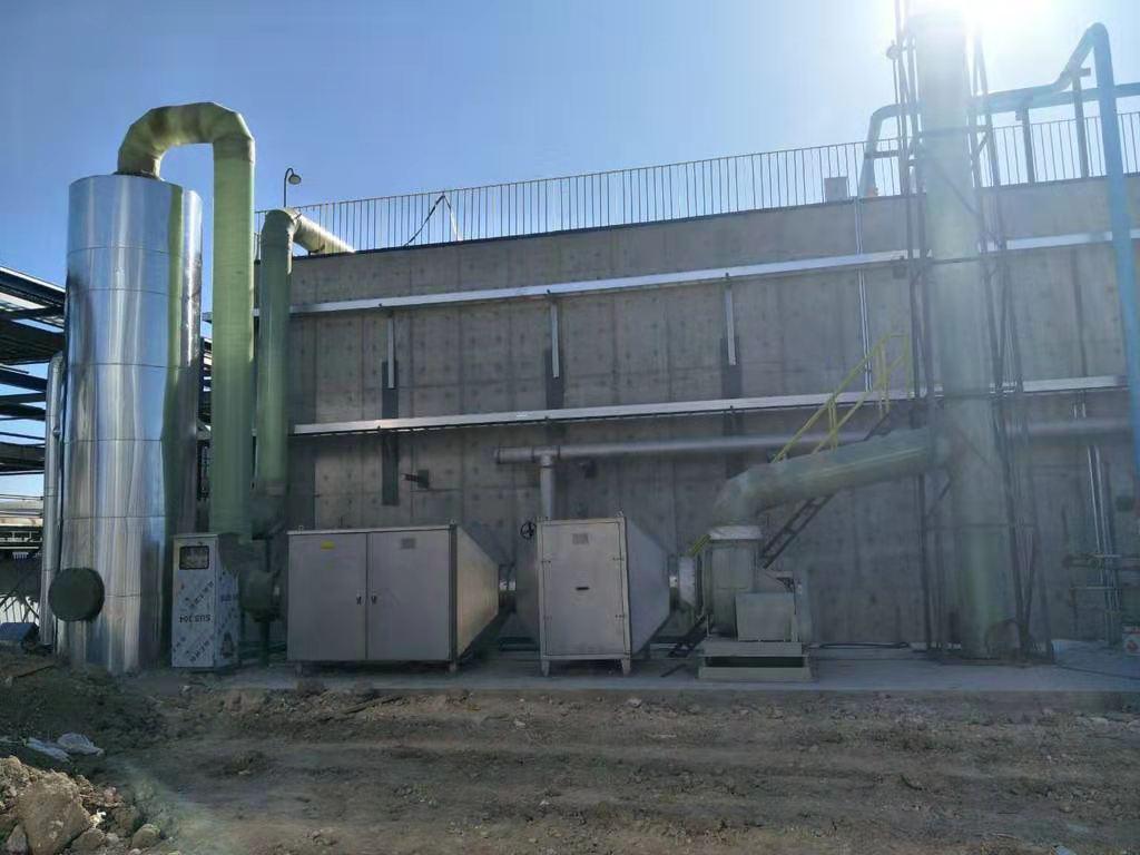 山东大型机械加工废切削液处理项目