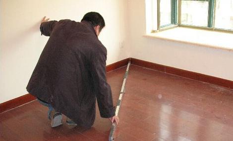 验房师教您如何验收地板
