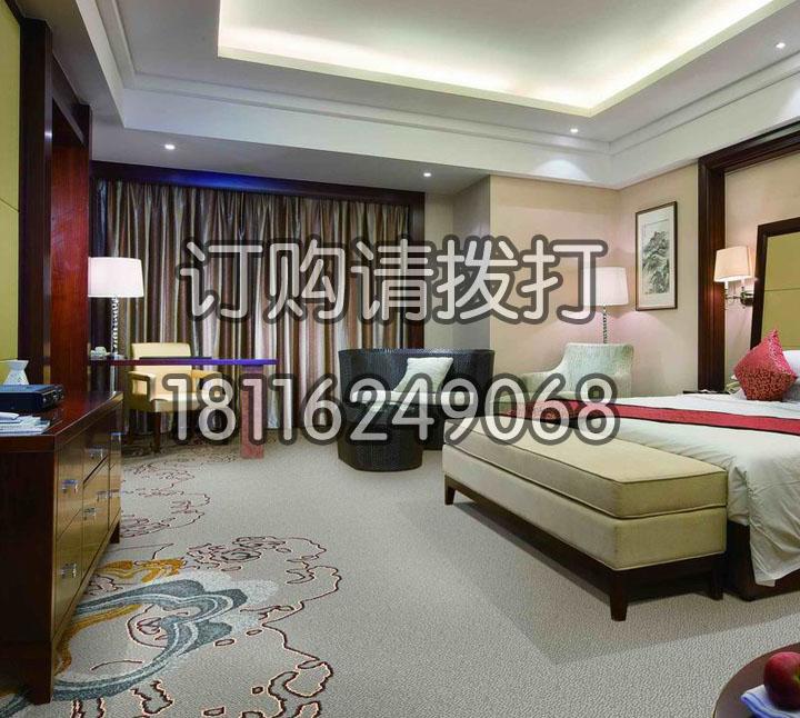 素色宾馆客房尼龙地毯阿克明-025