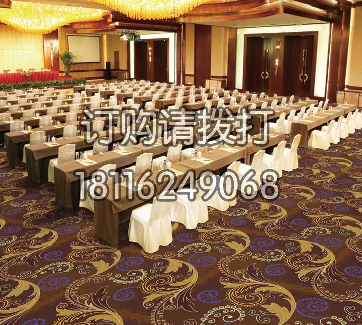 精美会议厅尼龙地毯印花地毯-041