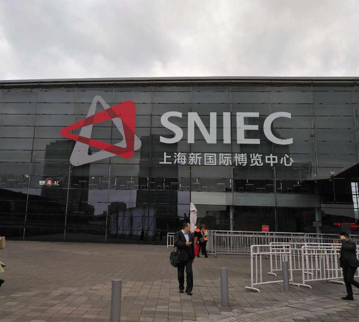 新国际博览中心W3馆工程案例