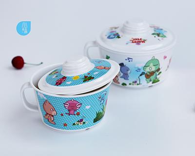 福建兒童餐具當玩具,設計增加童年趣味