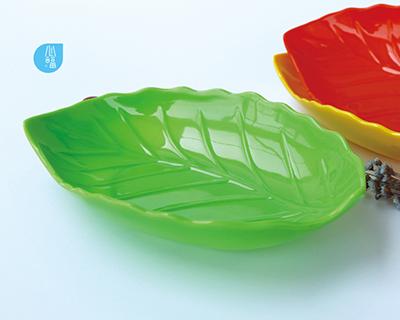 樹葉果盤-2301