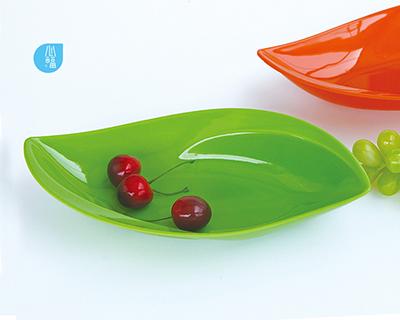 柳葉果盤-2303