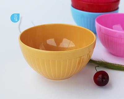 直紋童碗-6301
