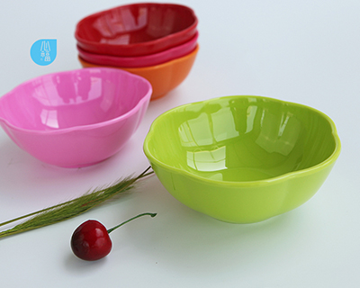 花形碗-6303