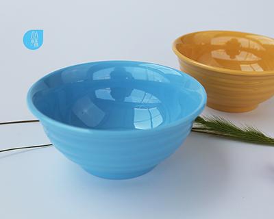翻口螺纹碗-6385