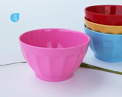 密胺花瓣碗-6407/6408
