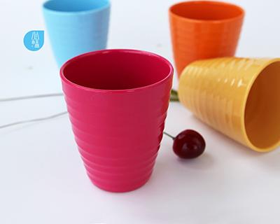 密胺圓口豆漿杯-8200
