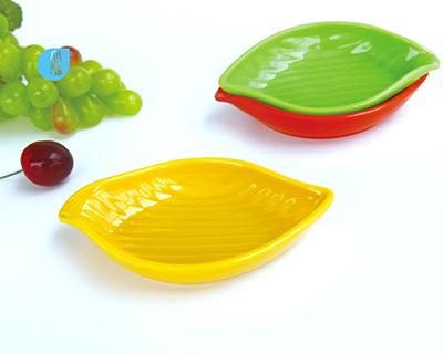 葉形醋碟-2800