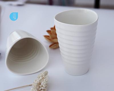 3.5吋密胺異形豆漿杯-8201