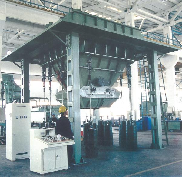电力行业-LCS系列电子皮带秤实物检测装置