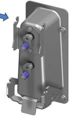 组合秤备件-一体化计量驱动单元