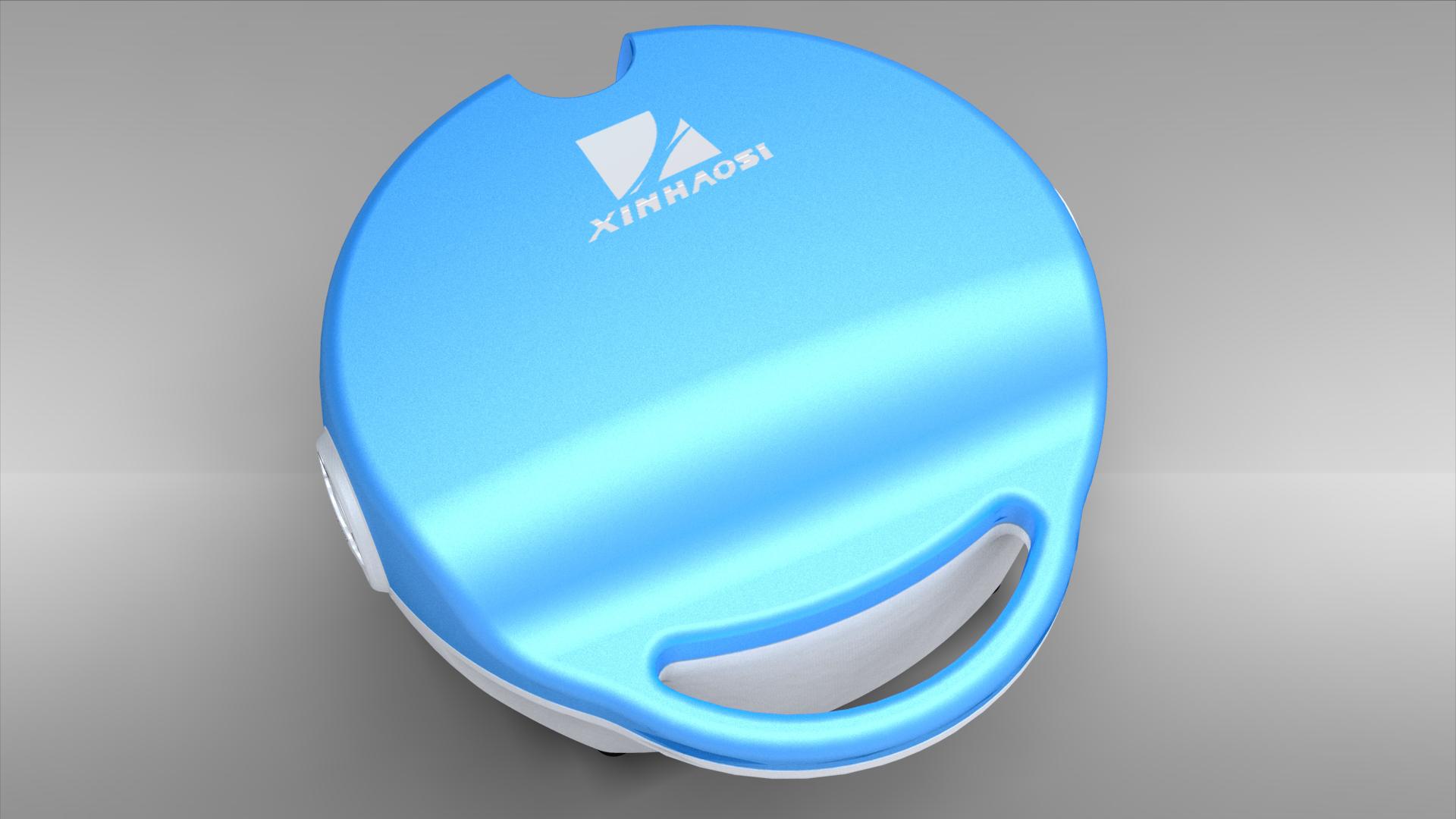 商業設計:家用呼吸機