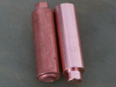 紫铜抛光效果
