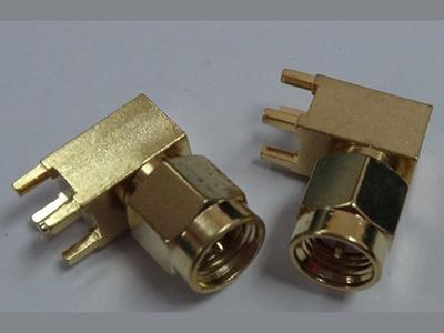 铜件连接头抛光