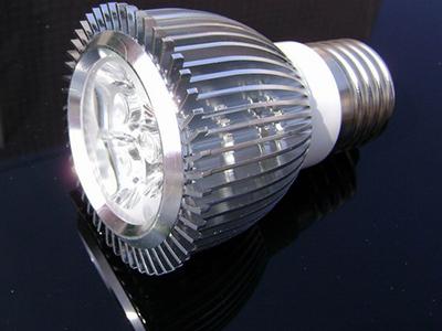 LED灯散热支架