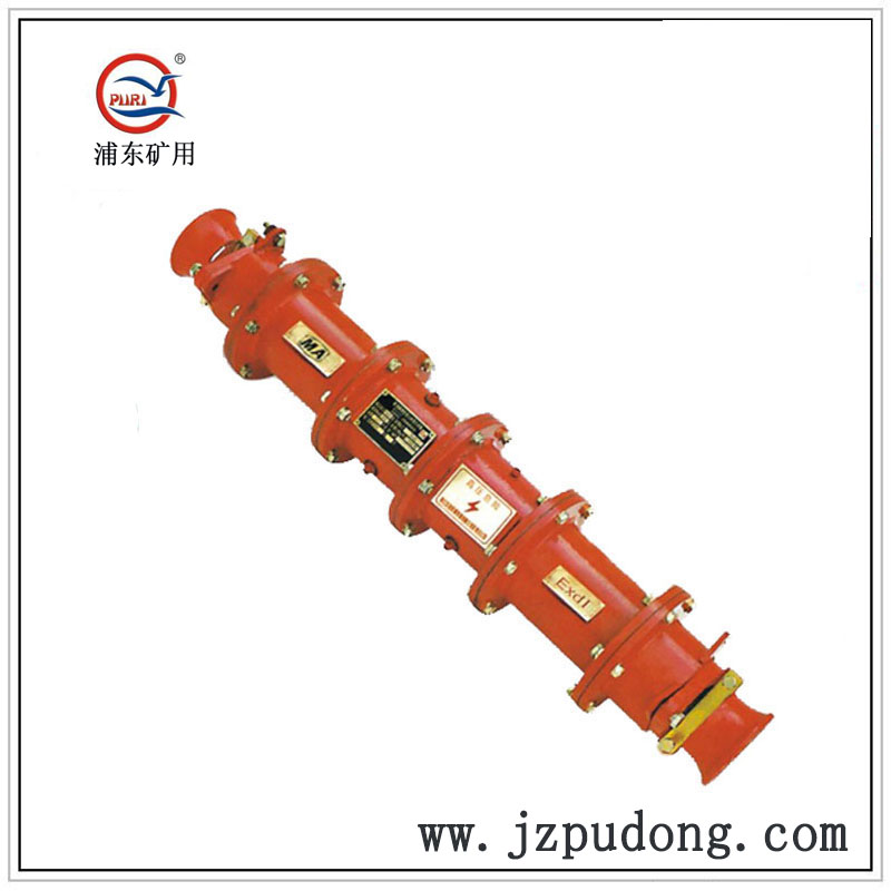 煤矿用隔爆型高压电缆连接器 LBG1系列